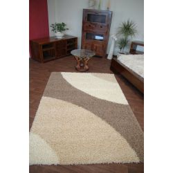 Carpet COZZY AMILA dark beige