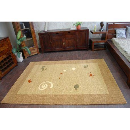 Carpet ART - SI SI gold