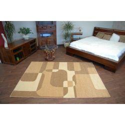 Carpet CARAMEL SEPIA nut