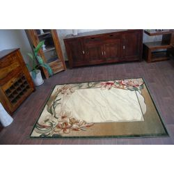 Carpet HEAT-SET DEKOR 007 green