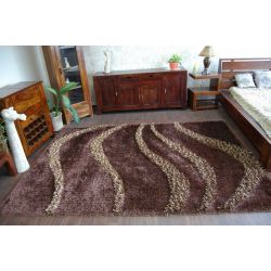 Carpet SHAGGY MYSTERY 0118 brown