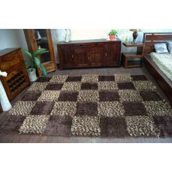 Carpet SHAGGY MYSTERY 0119 brown