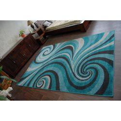 Carpet BOLOGNA 007 turquoise