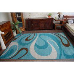 Carpet BOLOGNA 416 turquoise