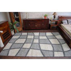 Carpet SHAGGY ALDO 530 grey