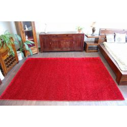 Carpet SHAGGY DUAL - DUO wine