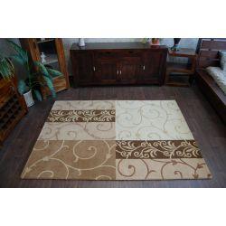 Carpet HAND TUFTED - SURAVI P06 gold