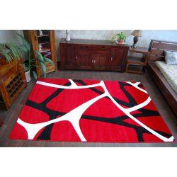 Carpet TIGA 5244A beyaz/kirmizi