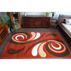 Carpet TIGA 8795A kahve/kiremit