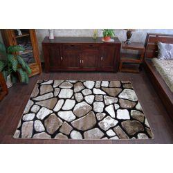 Carpet ALMIRA 7055 dark brown