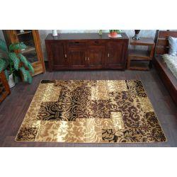 Carpet ALMIRA 9323 dark brown