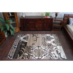 Carpet ALMIRA 9900 dark brown
