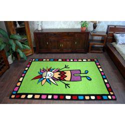 Carpet FUNKY POL lime