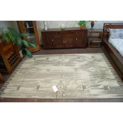 Carpet FOLK DRANICA beige
