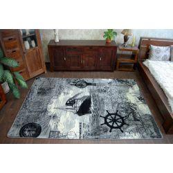 Carpet ALMIRA POPULER 9921 grey