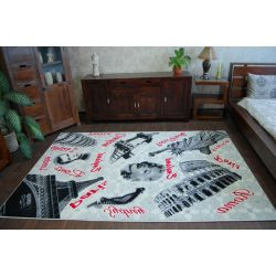 Carpet ALMIRA POPULER H173 grey