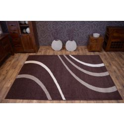 Carpet AVANTI TALA dark brown
