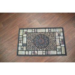Doormat ECO-MAT 45x76 NOTRE DAME gray