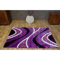 Carpet SHAGGY CARNAVAL 5569 lila
