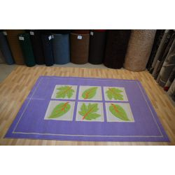 Carpet PAPILIO Daisy 8876 violet
