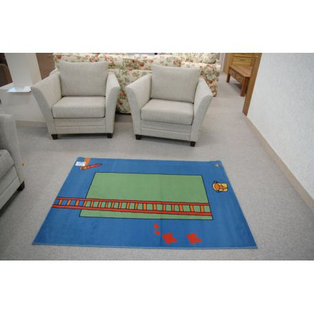 Carpet MUNOZ 51109 blue