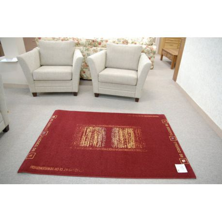 Carpet KASHMIR C478 red