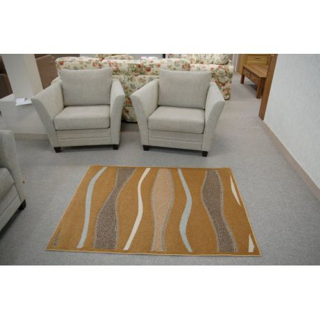 Carpet MODERNWAVE 5318 gold