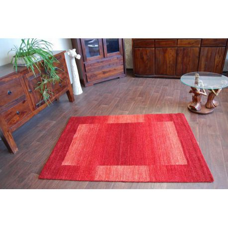 Carpet GABBEH red