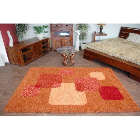 Carpet ATLANTA terracotta