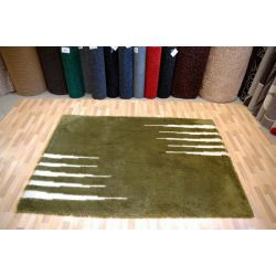 Carpet SHAGGY PAZUR green