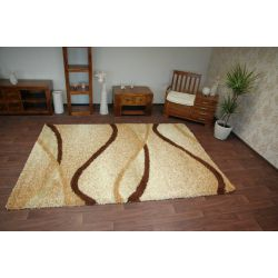 Carpet SHAGGY LONG 2415 ivory
