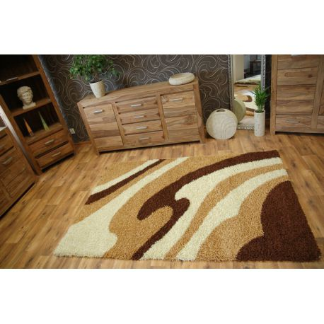 Carpet SHAGGY LONG 4441 ivory