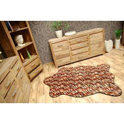 Carpet SKIN 125x185 cm TYGRYS