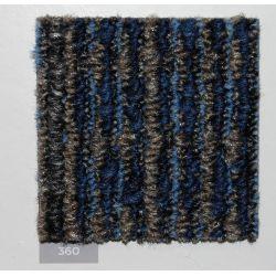 Carpet Tiles SMART STEP colors 360