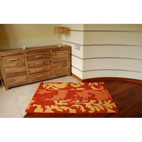 Carpet RUBIKON 7037 orange