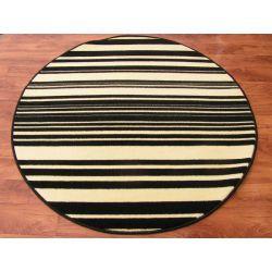 Carpet BLACKY design 45 circle