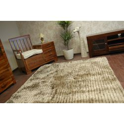 Carpet SHAGGY POLIESTER MILANO beige