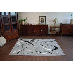 Carpet SILVER CHOCO grey
