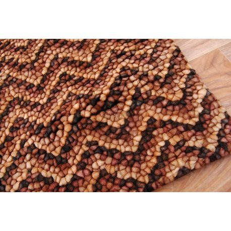 Carpet JANTAR beige/brown