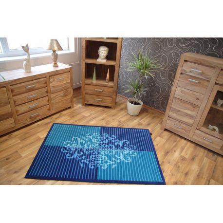 Carpet acrylic TERRY blue