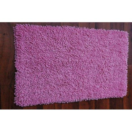 Carpets COTTON bathroom pink