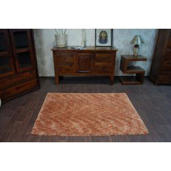 Carpet SHAGGY MULTIPOLI red
