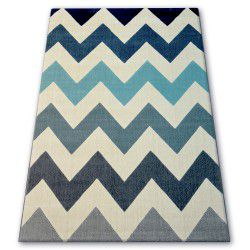 Carpet SCANDI 18248/371 - zigzag