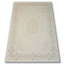 Carpet ACRYLIC RUSTIC 0505 White