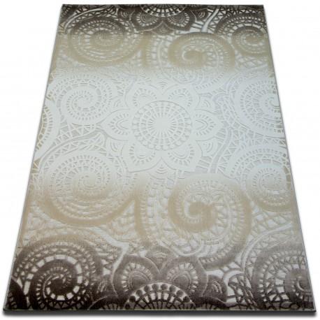 Carpet ACRYLIC YAZZ 7656 Kahve