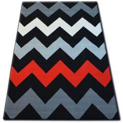 Carpet BCF FLASH 33435/119 - Zigzag