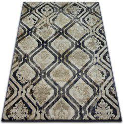 Carpet DROP JASMINE 031 Fog/D.blue