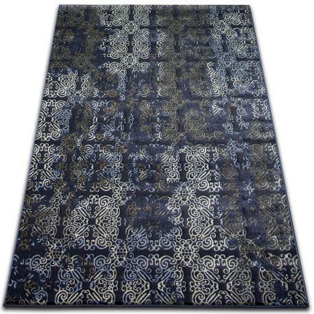Carpet DROP JASMINE 453 D.blue