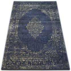 Carpet DROP JASMINE 455 D.blue