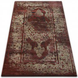 Carpet DROP JASMINE 456 Rust/D.beige